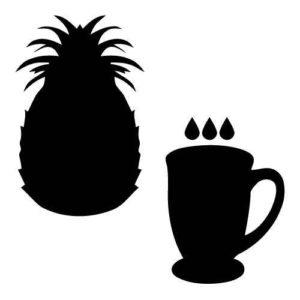 Pineapple Juice Clip Art