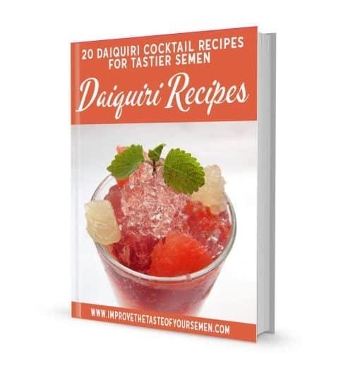 daiquiri recipes for tastier semen