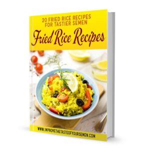 fried rice recipes for tastier semen