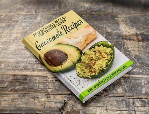 guaccamole recipes for tastier semen