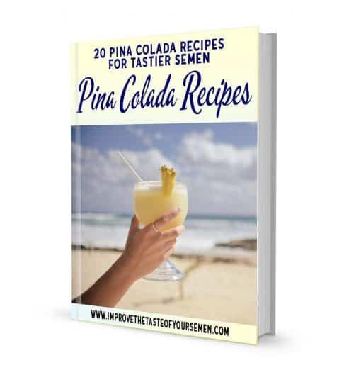 pina colada recipes for tastier semen